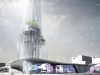 InstrumenTower - visual & musical instrument building by Arkhenspaces