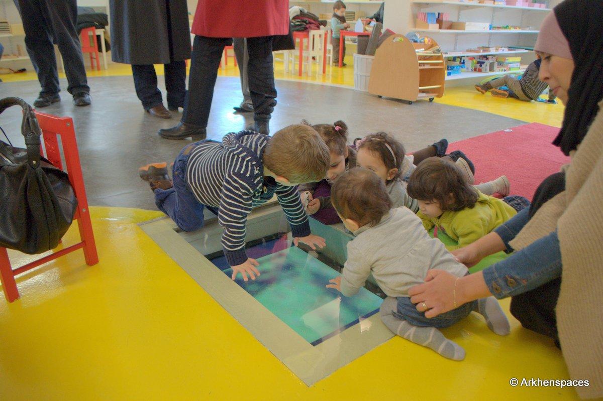 2017 Nursery School El Nido Poissy France