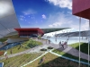 Wind-Wing : Taichung City Cultural Center by Arkhenspaces