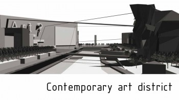 Contemporary Art District