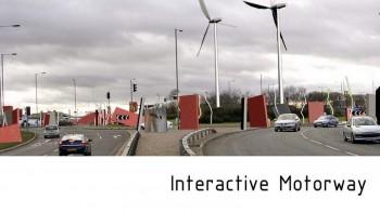 Interactive motorway
