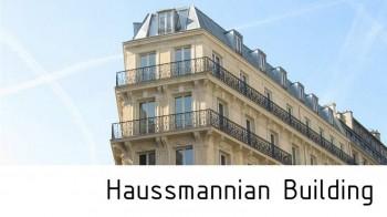 Haussmannian building