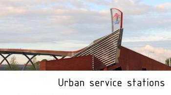 Arkhenspaces: concept d'aires de service