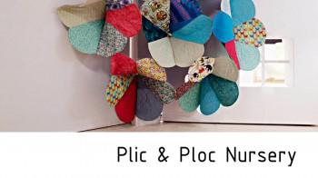 Plic & Plic micro nursery by Arkhenspaces