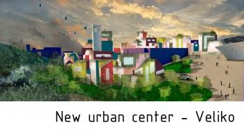 New urban center in Veliko Tarnovo by Arkhenspaces