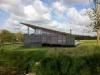 Pavillon sur champ captant par Arkhenspaces
