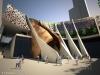 Maison des Arts et de la Culture, Beyrouth, Liban par Arkhenspaces