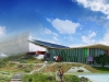 Wind/Wing : Taichung city cultural center par Arkhenspaces
