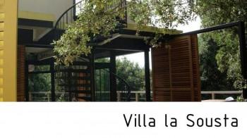 Villa La Sousta Hyères France par Arkhenspaces