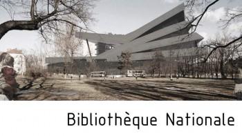 Bibliothèque nationale Prague Tchèque par Arkhenspaces