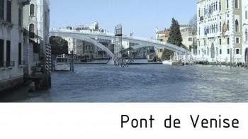 Pont de l'académie Venise Italie par Arkhenspaces