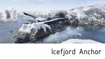 Icefjord Anchor Ilulissat Groenland par Arkhenspaces