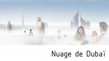Nuage de Dubaï Dubaï Emirats Arabes Unis par Arkhenspaces