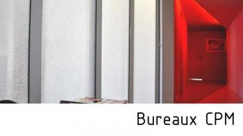 Agence CPM à Paris, France par Arkhenspaces