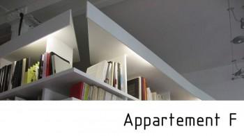 Appartement F à Paris France par Arkhenspaces
