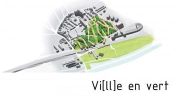 La ville en vert - Reims