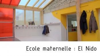 Ecole maternelle Montessori El Nido par Arkhenspaces, Poissy, France