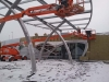 New concept of urban service stations by Arkhenspaces - building site